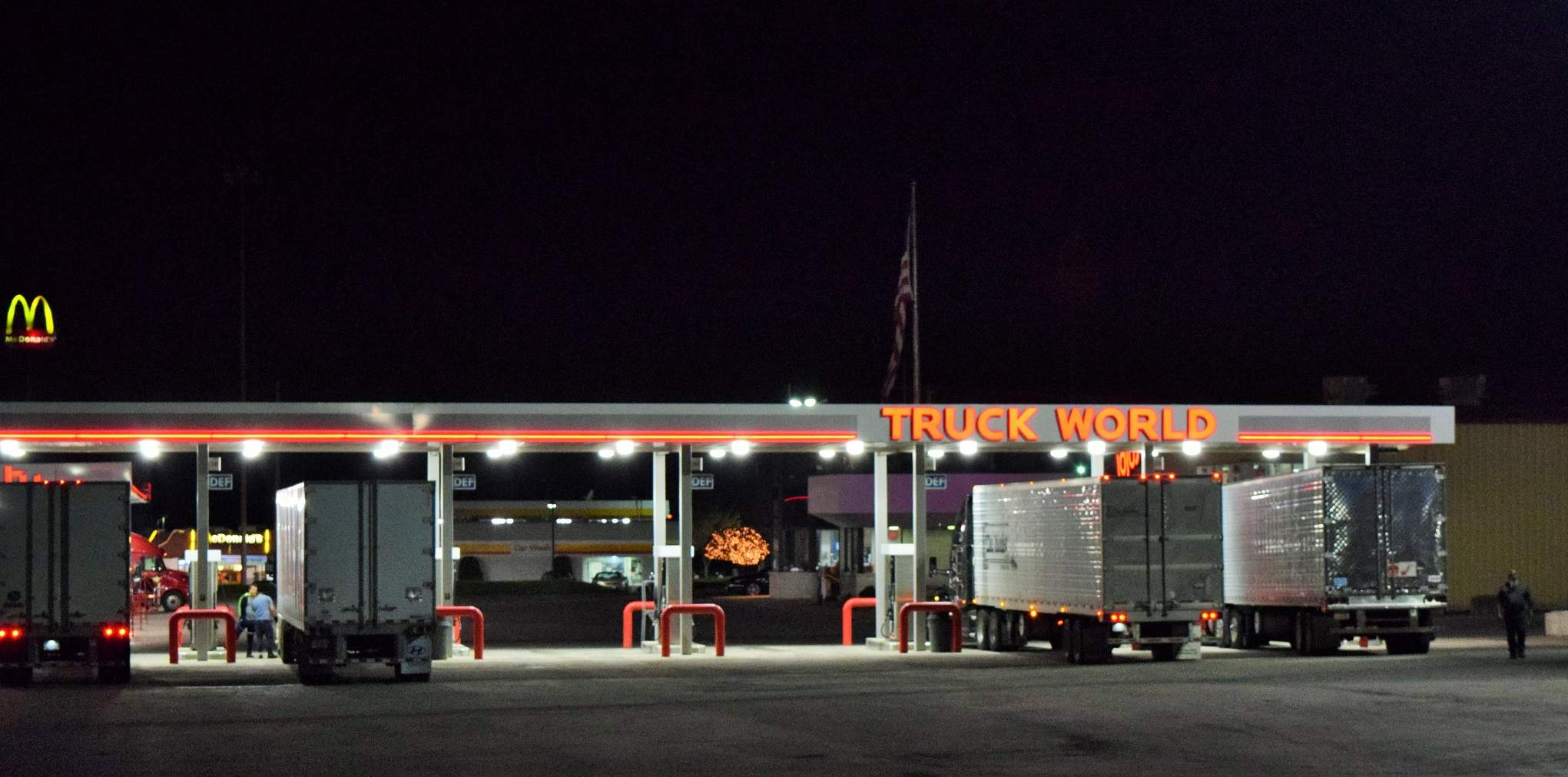 Video Gaming Coming To Pennsylvania Truck Stops. And Only Truck Stops.