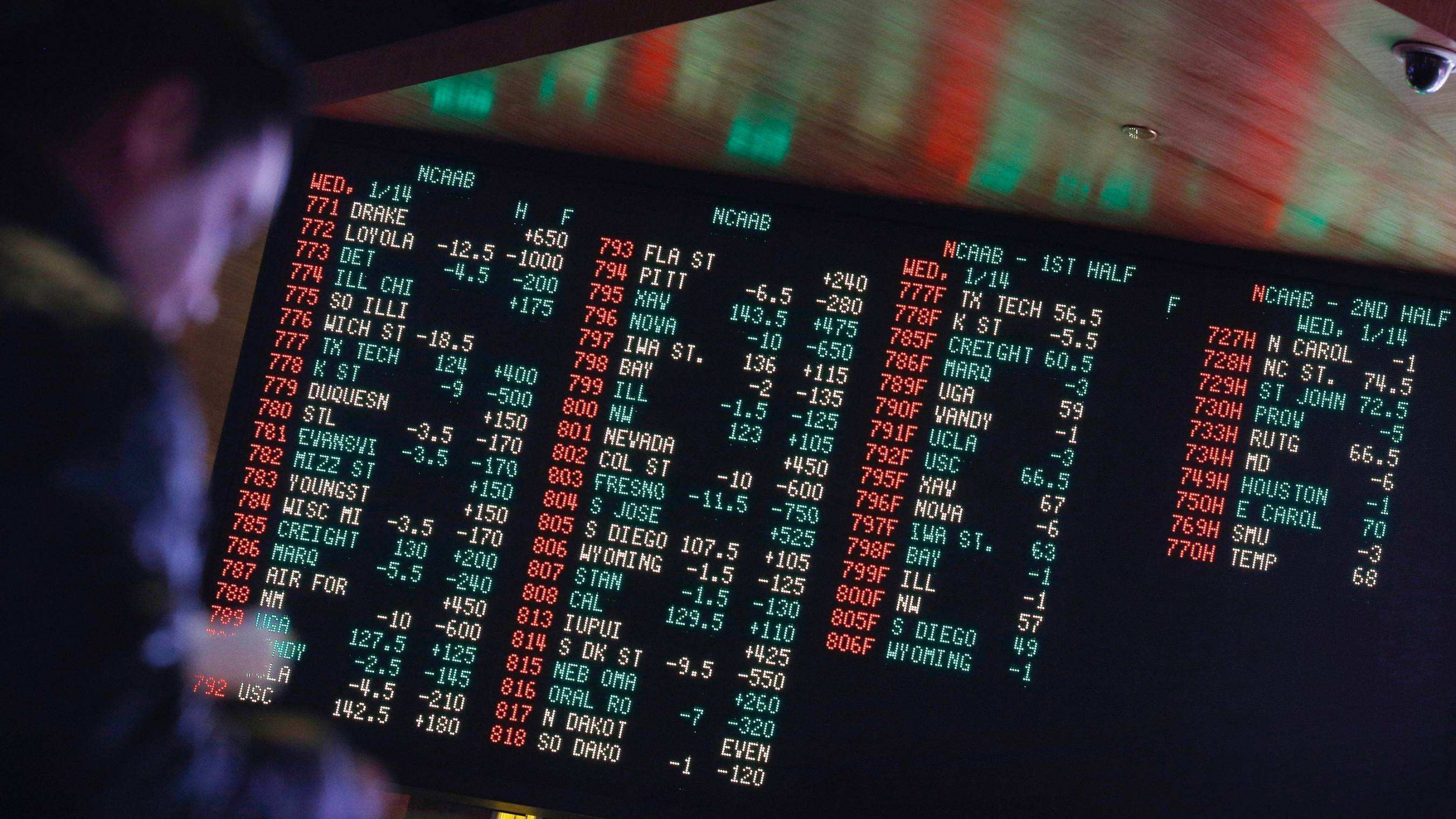 Offshore Sportsbooks Win Big With Legal US Betting