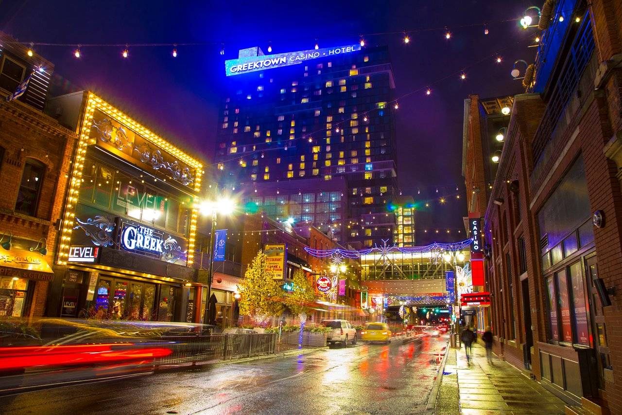 Number of major casinos in las vegas atlantic city casino minimum bets