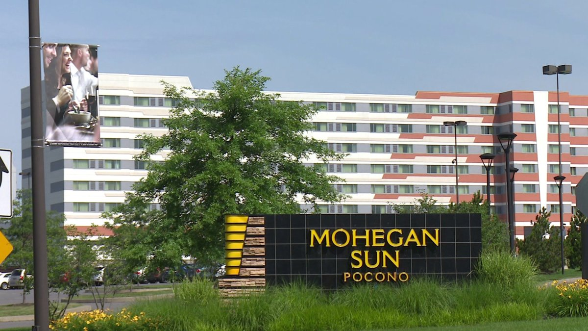 Mohegan Sun Pocono Approved For Sports Betting