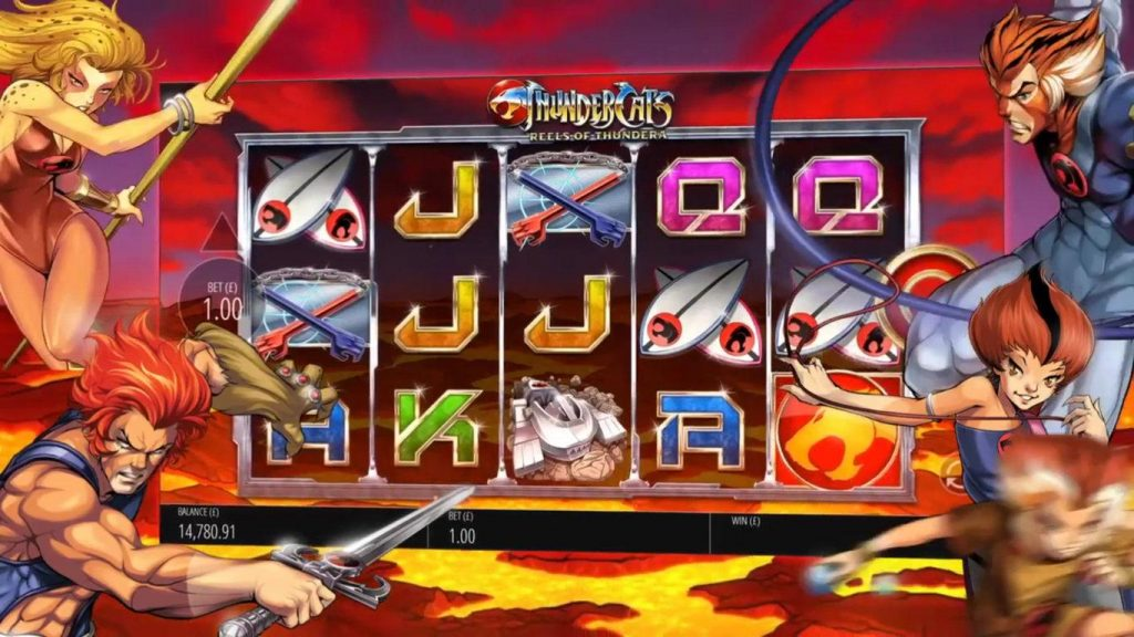 Thundercats Slot Machine