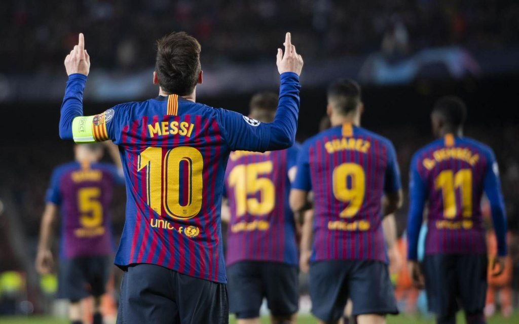 1XBET Inks Partnership Deal With FC Barcelona  CasinoInsider com