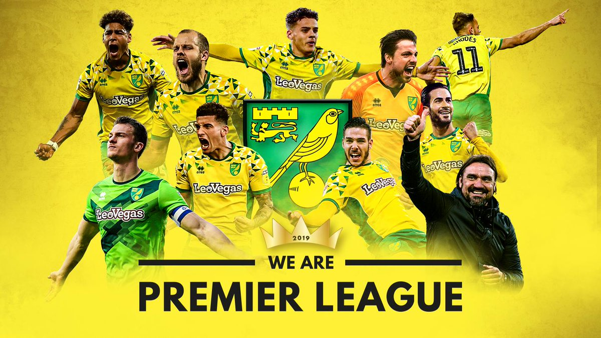 Norwich City and Dafabet in English Premier League Sponsorship Deal