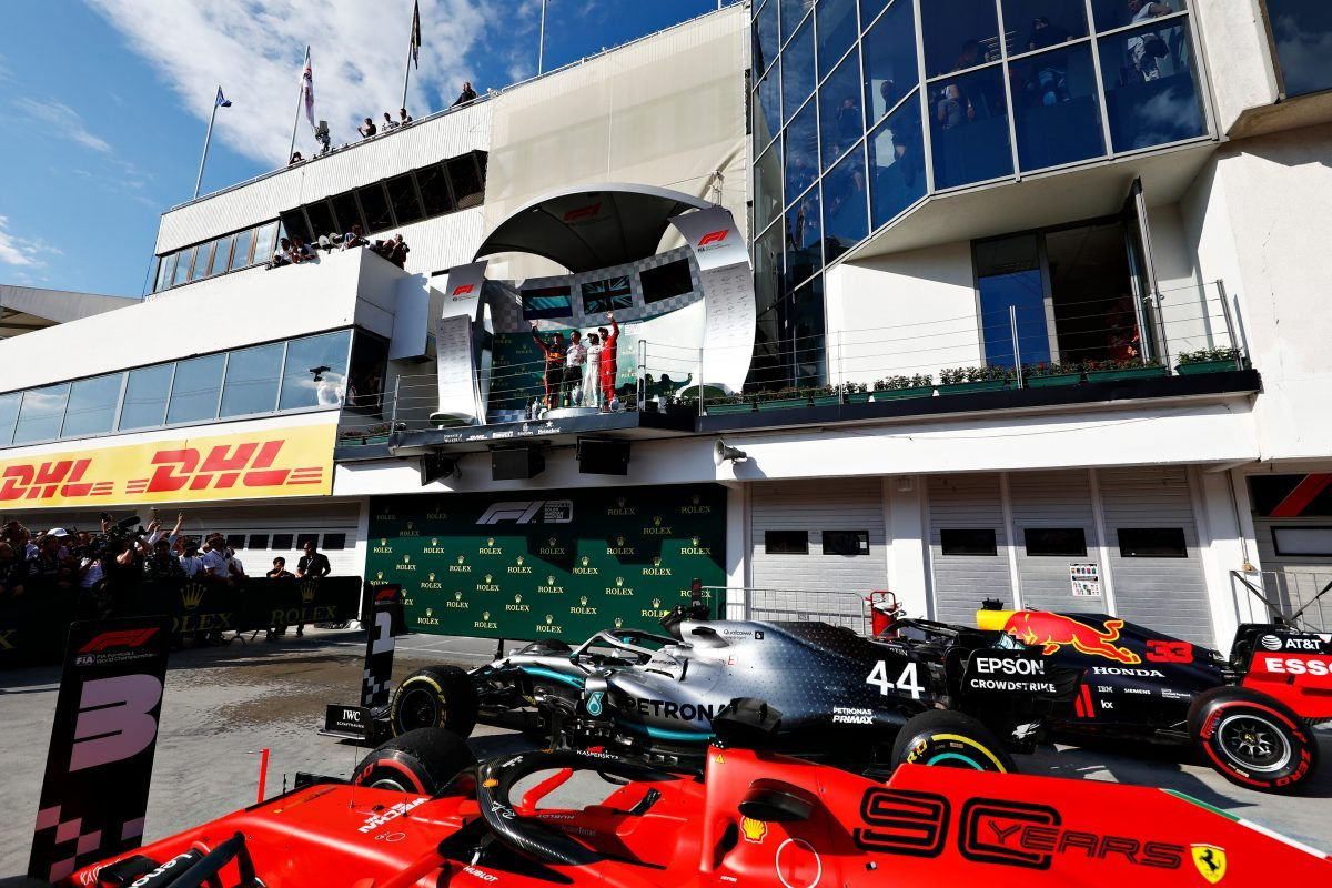 Formula 1 Looking To Expand Live Betting Markets With Sportradar