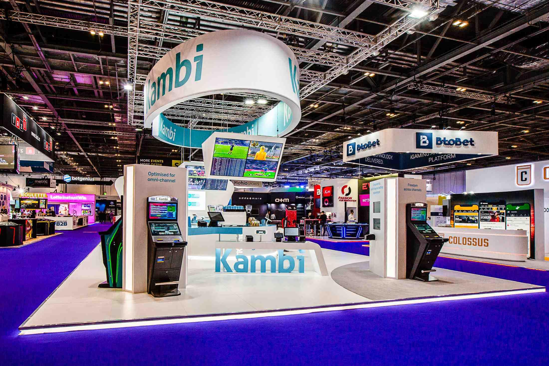 Investors Liking Kambi's US Success Story