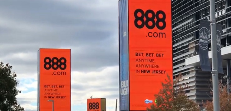 New York Jets and 888casino Extend Sponsorship Deal