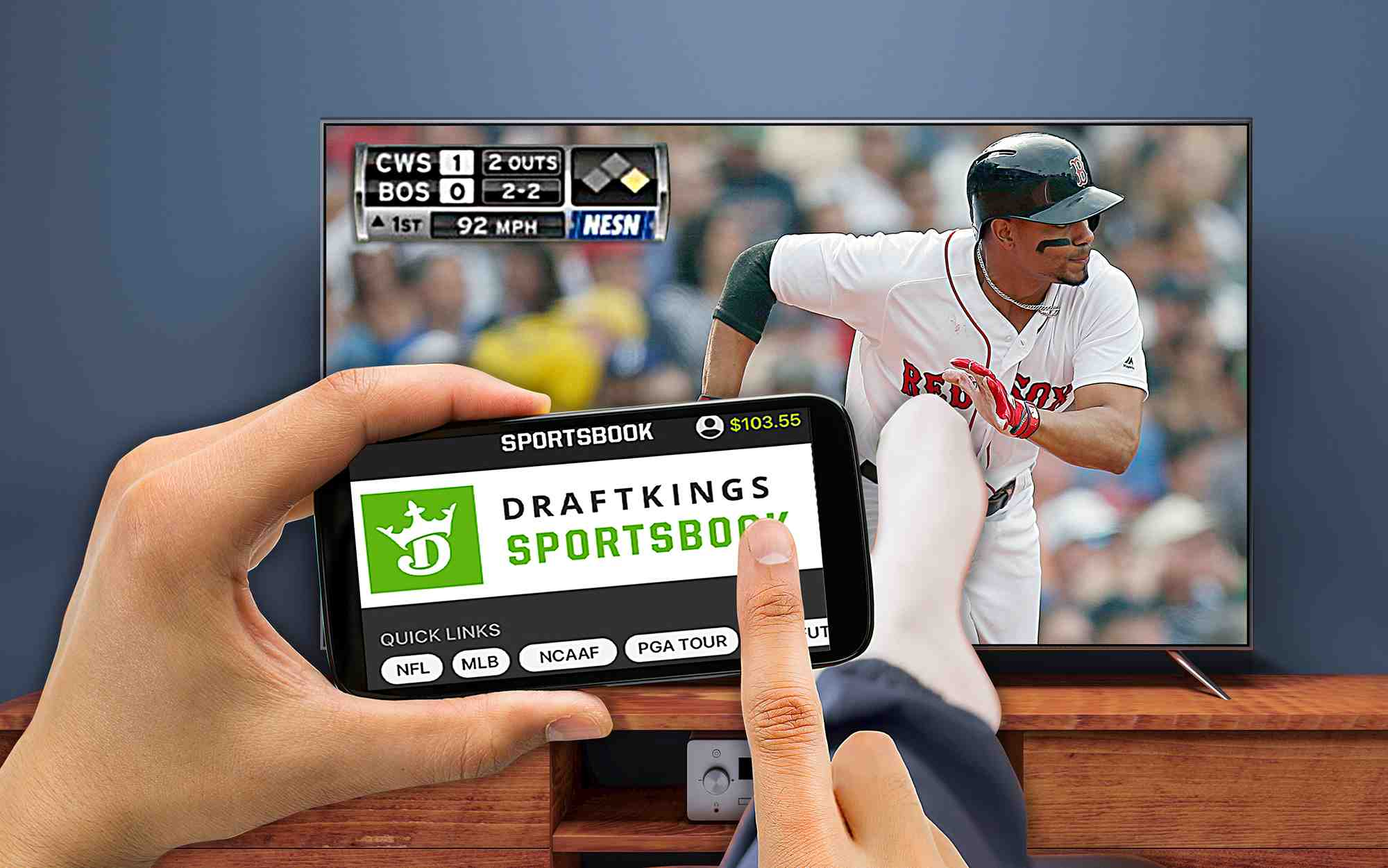 DraftKings Launches Online Sportsbook In West Virginia