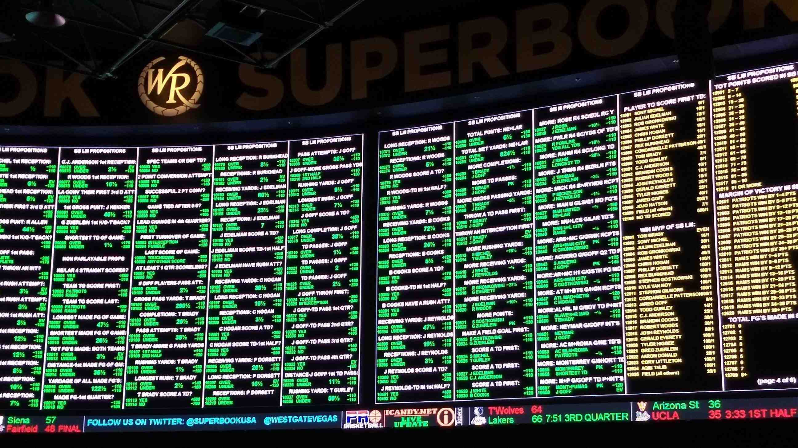 Las Vegas Sportsbooks Have Huge Liability On A Raiders Super Bowl Victory
