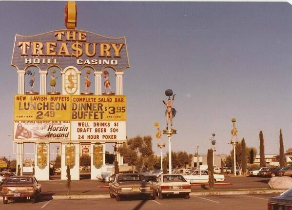 Hooters Casino Las Vegas: From HoJo to OYO Part Two 1978-1986