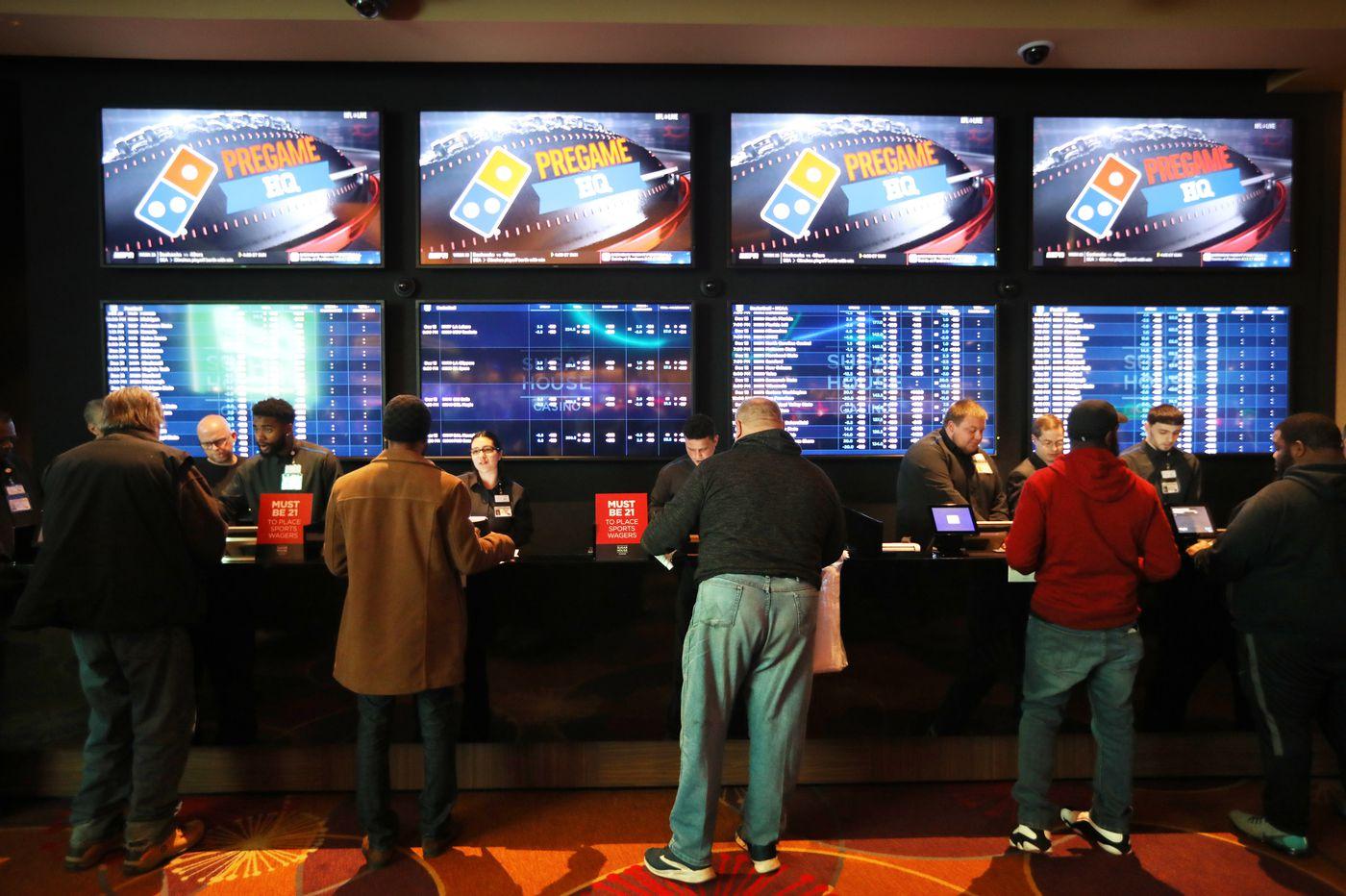 Pennsylvania's SugarHouse Casino Philadelphia Opens New Sportsbook