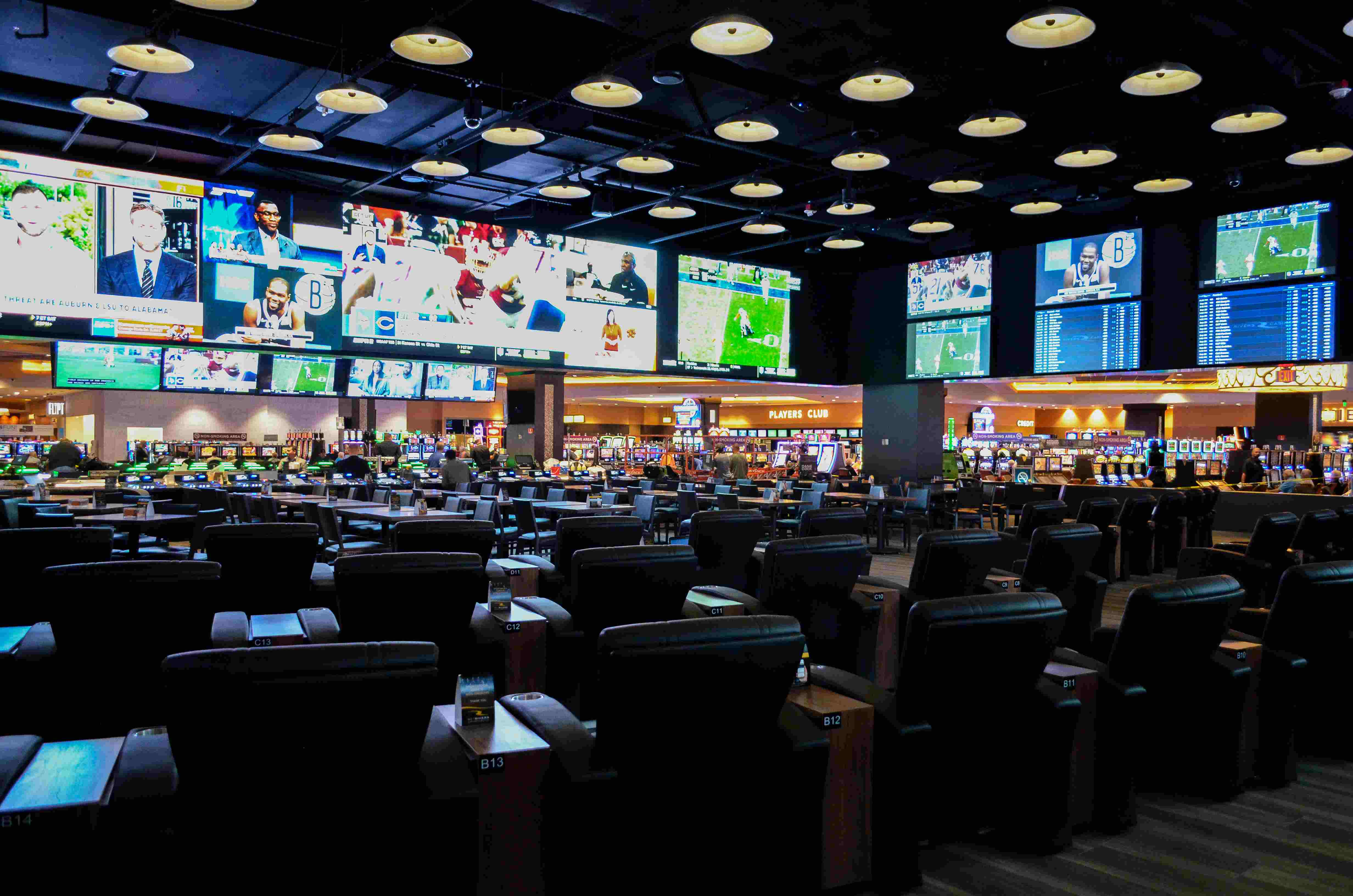 Rush Street Gaming Opens New Sportsbook at Rivers Casino Pittsburgh