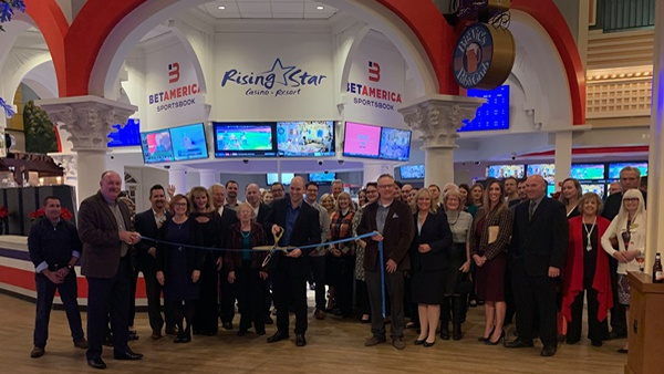 Churchill Downs Inc. Launches BetAmerica Retail Sportsbook in Indiana