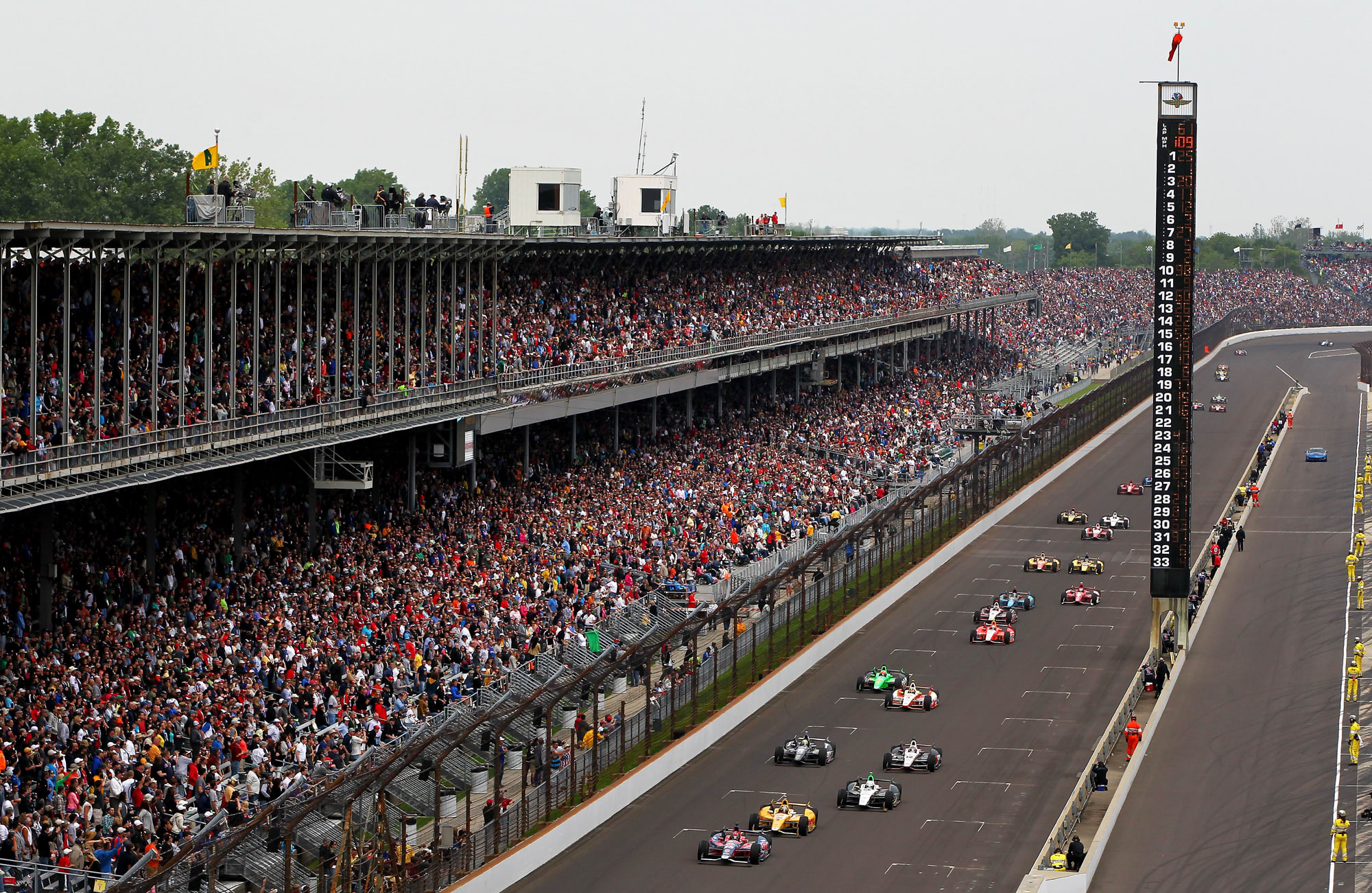 Penske Should Leverage Sports Betting To Revitalize Indy Car Racing and the Indianapolis Motor Speedway