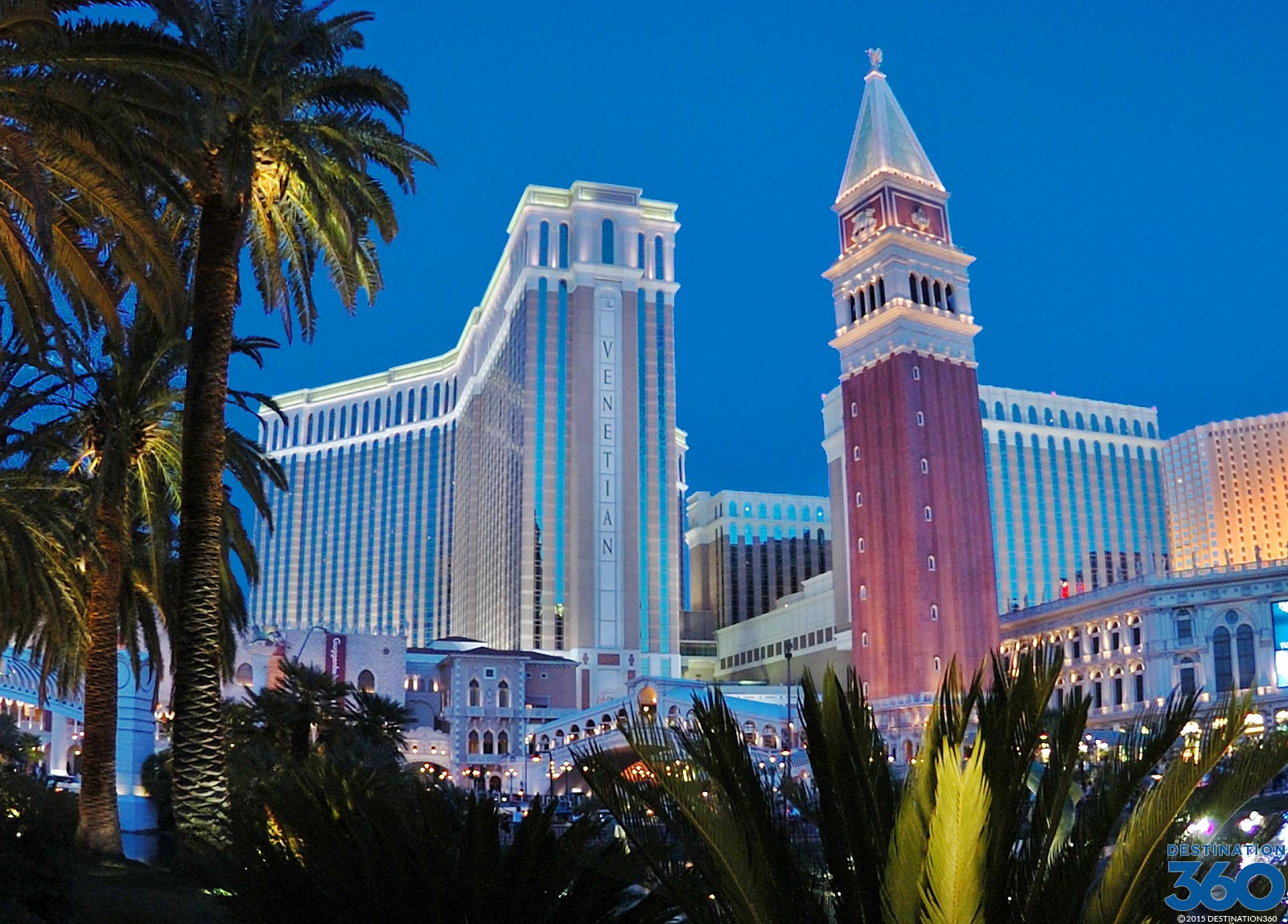 Las Vegas Sands Shares Info About Re-Opening of The Venetian