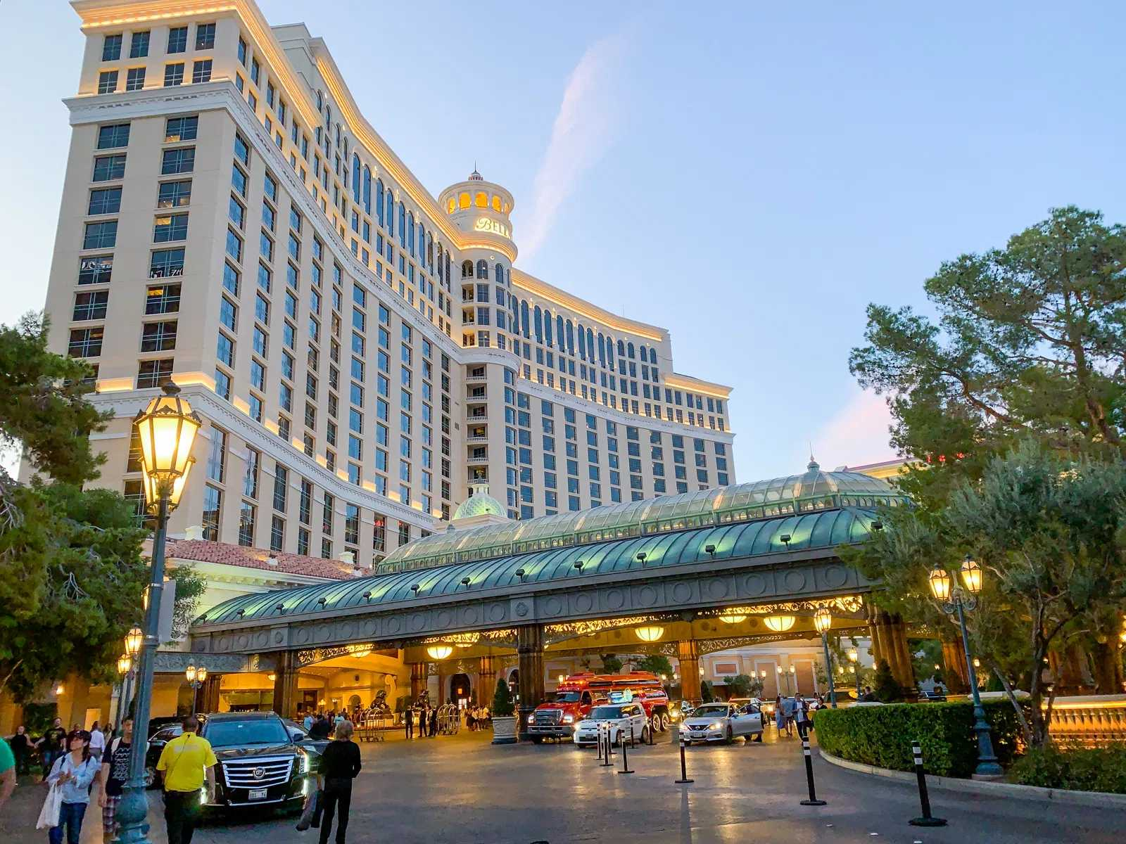 MGM Resorts:  Bellagio, New York-New York First Las Vegas Properties to Reopen