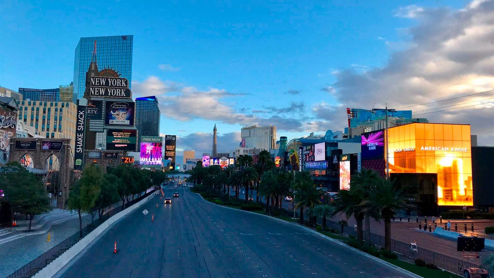 Nevada Gaming Commission Approves Casino Reopening Guidelines